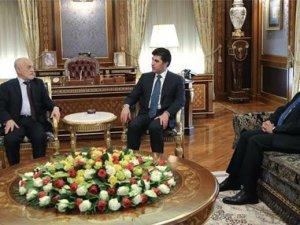 Erbil – Bağdat masada
