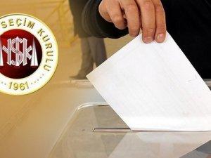 Milletvekili kesin aday listesi Resmi Gazete'de yayımlandı
