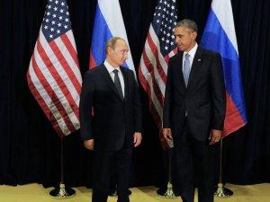 Putin ve Obama'dan 'kürsüde düello'