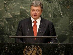 Poroşenko'dan Putin'e ağır suçlamalar