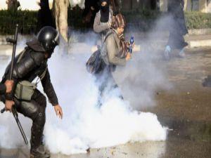 Ezher'e polis saldırdı: 2 öğrenci öldü!