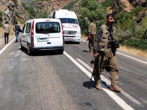 PKK, Birliklerine Giden İki Askeri Kaçırdı