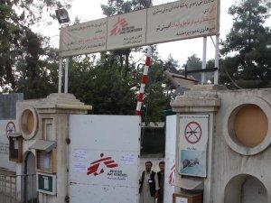 'Kunduz'daki hastaneyi ABD vurdu, savaş suçu sayılabilir'