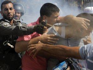 İsrail'den Kudüs'e girişlere yasaklama