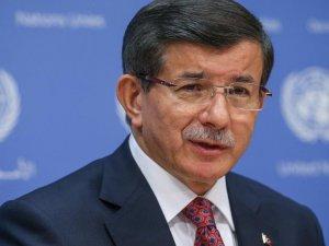 Davutoğlu'dan Şırnak'taki görüntülere ilişkin açıklama