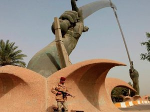 Bağdat'ta 'Yeşil Bölge' halka açıldı