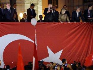 Erdoğan: Nerede kaldı İnsan Hakları Evrensel Beyannamesi