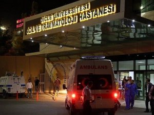 D.Bakır'da patlama: 23 yaralı