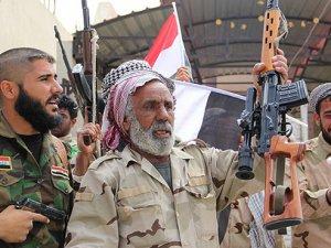 Şii milislerden Kürtler'e hakaret