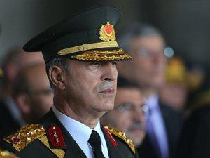 Genelkurmay Başkanı: Şehirde asker olmamalı