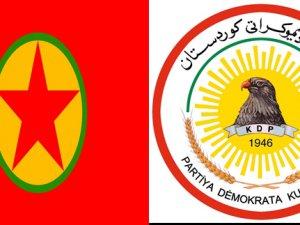 PKK: KDP ile çatışmamızı beklemesinler!