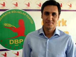 DBP Eş Genel başkanı Yüksek: Vergi de vermememiz lazım