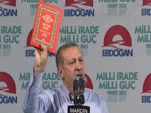 Halkın Yüzde 68.7'si Erdoğan'ın Meydanlara İnmesine Karşı