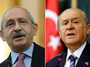 Başbakan'ın davetine MHP'den ret CHP'den evet