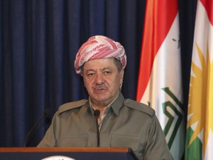 Barzani'den Ankara mesajı