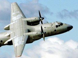 D.Bakır'da Rus uçağı