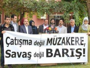 Diyarbakır'daki STK'lar: Eylemsizlik İlanına Olumlu Cevap Verilsin!