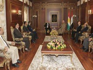 'Musul Valisi: Önce Barzani'