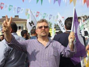 HDP'nin vekil adayı tutuklandı