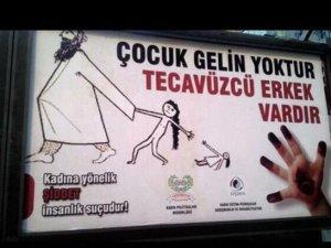 Diyarbakır'da  Hz.Peygamber'e hakaret içeren afiş ...
