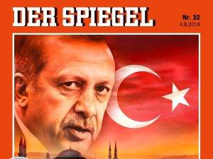 Alman Der Spiegel Dergisi'nden 'Türkiye bölünüyor' manşeti