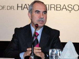 Kırbaşoğlu: İslamcıların şartı beşten, üçe düştü