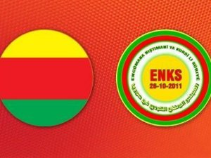 ENKS'den YPG'ye destek