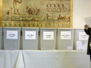 Mısır'da seçimlerin ikinci gününde sandıklar yine boş