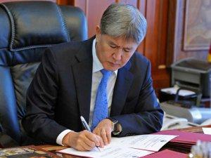 Kırgız lider Atambayev'den İŞİD Açıklaması