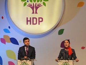 HDP'nin seçim bildirgesine toplatma kararı