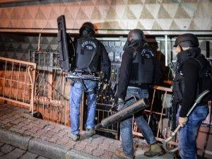İstanbul'da sabaha karşı terör operasyonu