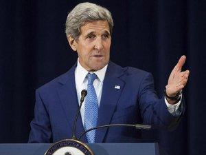 Kerry: Esad ile isteseniz de barış yapamazsanız