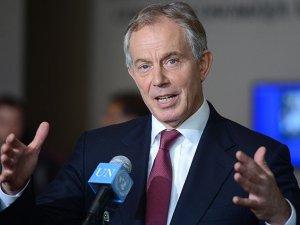 Tony Blair Irak için özür diledi