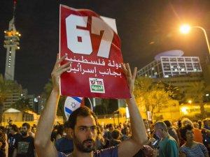 İsrail'de binlerce kişiden Netanyahu'ya istifa çağrısı