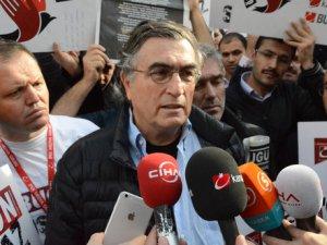 Koza Holdinge El Konulması Protesto Edildi
