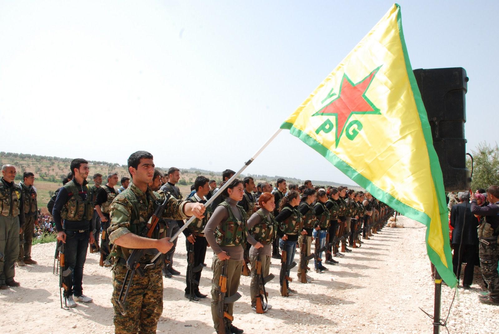 YPG: TSK'nın saldırıları dün gece de sürdü
