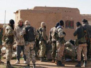 IŞİD Mahin bölgesinin kontrolünü ele geçirdi