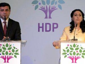 HDP 1 Milyon Oy Kaybederek  Baraj Sınırına Geriledi