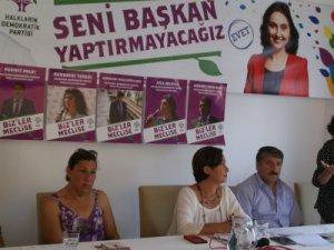 HDP'nin Söylemi Değişti: Başkanlığı Tartışırız