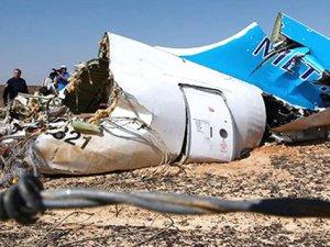 ABD: Rus Uçağı IŞİD Bombasıyla Düştü