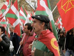 Katalanlardan sonra Basklılar da bağımsızlık için harekete geçti