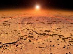 NASA: Mars'ın atmosferini Güneş yok etti