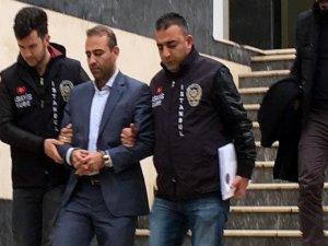 Kaynar suyla eşini yaktığı iddia edilen kişi tutuklandı
