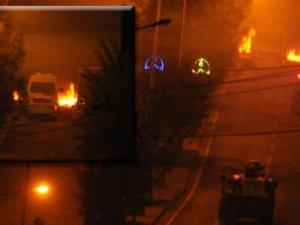 Diyarbakır Bağlar'daki Silvan protestosuna polis müdahalesi