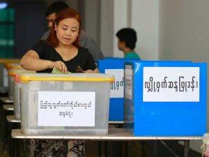 Müslümanların oy kullanamadığı seçimler başladı