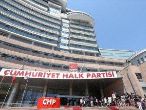 CHP'de il başkanlarından kongre çağrısı