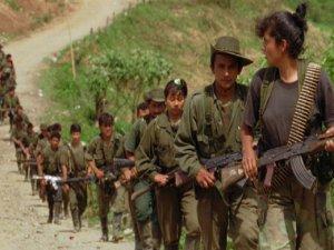 FARC'dan barış süreci için parlamento şartı
