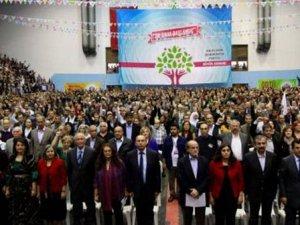 HDP Olağan Kongresi 17 Ocak'ta