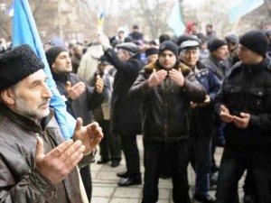 'Rus işgali, Kırım Tatarlarının sürülmesi demektir'