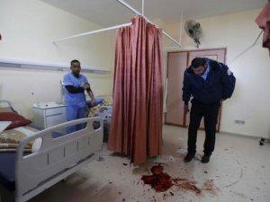 İsrail istihbaratı hastane bastı; bir ölü